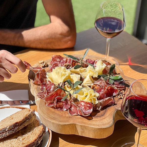 Planche apéritif Corse pour 2 personnes : 58€